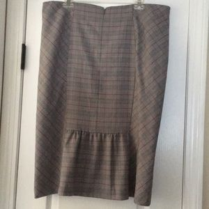 7th Avenue lined skirt.  Size 18.  New no tags.